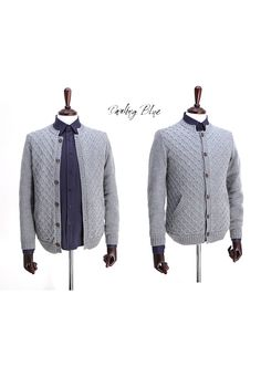 Men's knit cardigan,Cable knit cardigan,Man's gray cardigan,Man's cable sweater,Men's knit, Men's gray sweater,Men's fashion,Men's closing by KnittingbyDB on Etsy