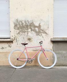My bae / pink bike singlespeed