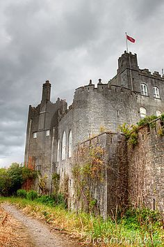 Birr Castle In Co.Offaly - Ireland © Pajda83