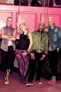 No Doubt redux~LOVE THEM!! Sooo HAPPY they put some new music out...been 10 years waiting!! ;)