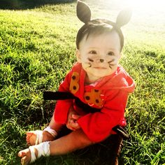 Splinter baby. Halloween. Fall. Ninja turtles. TMNT. Master splinter. First halloween. DIY costume.