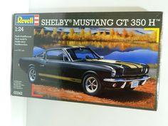 Revell 07242 Shelby Mustang Gt 350H Kit de montaje Kit modelo 1:24 Ford Mustang Shelby Gt, Mustang Gt 350, Audi Tt, Peterbilt, Volkswagen Golf Gti, Ferrari 250 Gto, Kit, Ebay, Vehicles