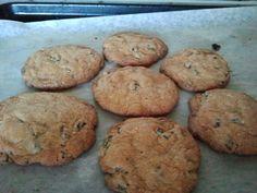 Lakridscookies med hvid chokolade.. | Jeanet Olsen
