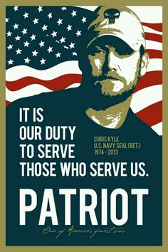 Chris Kyle Day, February isn't the only state remembering and honoring you and your service this day. God Bless Chris Kyle and his family. I Love America, God Bless America, Gi Joe, Military Love, Military Quotes, Military Honors, Military Ranks, Support Our Troops, Real Hero