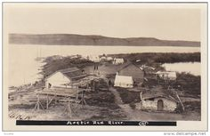 RP: Village of  Arctic Red River , N.W.T. , Canada , 10-20s