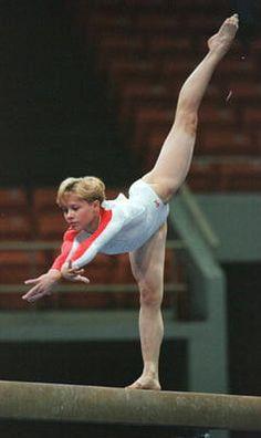 Dutch Gymnast Verona van de Leur | Turnen | Pinterest ...