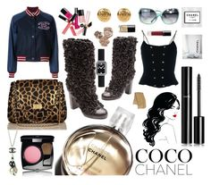 """All About Chanel!"" by flippintickledinc ❤ liked on Polyvore featuring Chanel"
