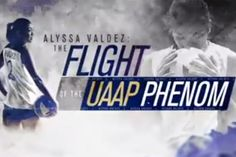 Three UAAP Women's Volleyball MVP award capped off with two championship crowns, undeniably, Alyssa Valdez is one for the books when it comes to volleyball. ... Read More
