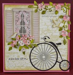 Cheery Lynn Designs Blog: A Little Birdie Told Me by Julie Lavalette
