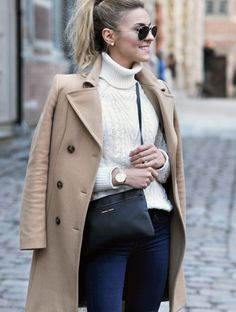 Najlepsze stylizacje blogerek [styczeń], Kasia Tusk, fot. www.makelifeeasier.pl