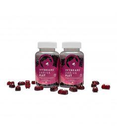 IVY Bears vlasové vitamíny pro ženy - 3 kusy - BellaSalute s. Ivy, Bears, Coffee, Kaffee, Cup Of Coffee, Bear, Hedera Helix