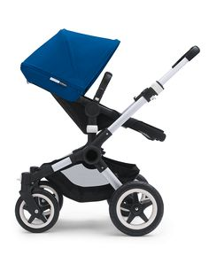 bugaboo buffalo - spacious and easy accessible luggage options