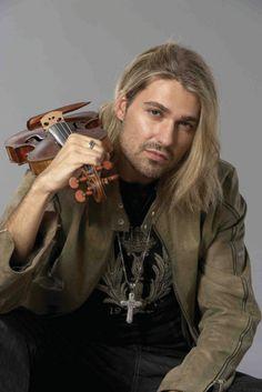 David Garrett. German Violinist.