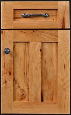 Mission Style Hickory Kitchen Cabinets Google Search