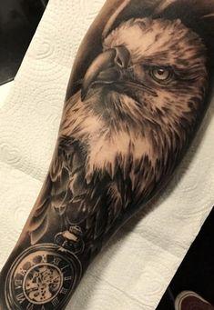 Patriotische Tattoos, Tattoos Mandala, Army Tattoos, Wolf Tattoos, Black Tattoos, Hand Tattoos, Tattoos For Guys, Wolf Tattoo Sleeve, Tattoo Sleeve Designs