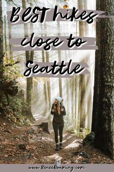 Washington Usa, Washington Hiking, Seattle Hiking, North Cascades, Best Hikes, Day Hike, Places To Travel, Travel Destinations, Travel Couple