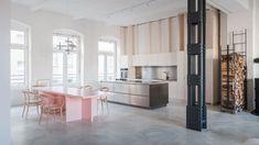 Loft Living, for a Family of Five - Azure Magazine   Azure Magazine