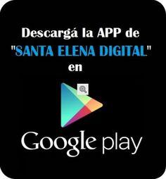 DESCARGÁ LA APP DE SANTA ELENA DIGITAL Y LLEVÁ LA RADIO ON-LINE A TODOS LADOS - SANTA ELENA DIGITAL