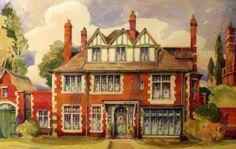Hagley Road Villa's and the Victorian Society Edwardian House, Victorian, Cabin Style Homes, Birmingham England, Historic Homes, United Kingdom, Past, House Plans, Villa