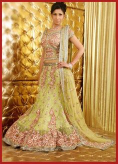 Bridal Wear Pakistani Bridal Dresses