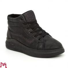Pantofi Sport Dama ABC267 Black Abc