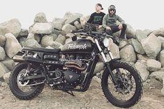 Triumph Scrambler - Dagger Cycles  |  Pipeburn.com