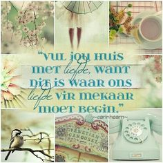 Vul jou Bible Quotes, Words Quotes, Love Quotes, Faith In Love, My Love, Afrikaanse Quotes, Strong Quotes, Christian Art, Positive Thoughts