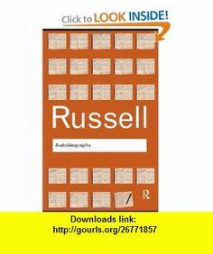 Bertrand Russell Bundle Autobiography (Routledge Classics) (9780415473736) Bertrand Russell , ISBN-10: 041547373X  , ISBN-13: 978-0415473736 ,  , tutorials , pdf , ebook , torrent , downloads , rapidshare , filesonic , hotfile , megaupload , fileserve