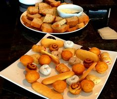 breads and sweets