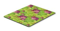 Watercolor Raddishes Mouse Pad, Hot Pad or Trivet BB7574MP