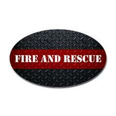 Fire And Rescue Diamond Plate Sticker > Fire and Rescue Diamond Plate - Click To Enter > The Art Studio by Mark Moore