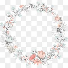hand painted,wreath,flowers,leaf,hand,painted,wreath clipart Free Watercolor Flowers, Watercolor Wallpaper, Floral Watercolor, Flower Background Wallpaper, Flower Backgrounds, Wallpaper Backgrounds, Paper Flowers Craft, Flower Crafts, Flower Png Images