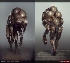 Pavel Savchuk Concept Art