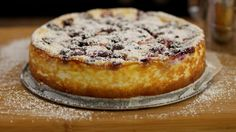 Just Desserts, Delicious Desserts, Dessert Recipes, Yummy Food, Pureed Food Recipes, Baking Recipes, Berry Cake, Sweet Bakery, Sweet Pie