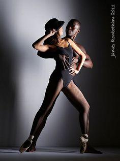 ballet meets jazz
