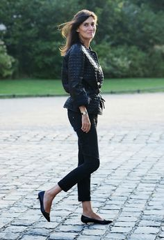 I Love Your Style: Fashion Month Street Style...kitten heels