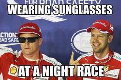 "Funny Side Of F1 on Instagram: ""Just Kimi thing #f1#raikkonen#ferrari"""