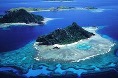 Ilha de Galápagos, no Equador   O oceano ao redor do arquipélago é uma reserva marinha e santuário de baleias.