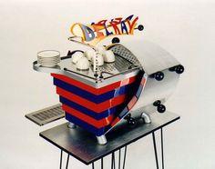 DELRAY deluxe (1985) by kees van der westen. #coffee #espresso #coffeemachine