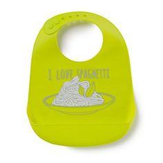 Happy Baby Happy Baby, Нагрудник силиконовый Baby Bib Pocket  — 499р.