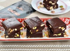 Homemade chocolate, the taste of childhood No Cook Desserts, Homemade Chocolate, Winter Holidays, Good Food, Sweets, Baking, Eat, Childhood, Youtube