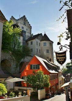 Meersburg Germany along the Rhine Route.