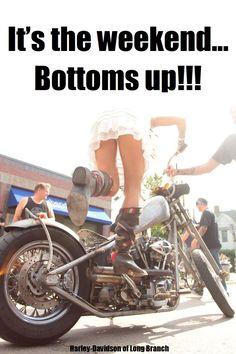 Ride safe ~ Ride Responsibly    Enjoy the weekend! Harley-Davidson of Long Branch www.hdlongbranch.com