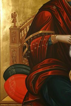 Dettagli Religious Icons, Religious Art, Madonna, Icon Clothing, Paint Icon, Creativity Exercises, Byzantine Icons, Orthodox Icons, Mother Mary