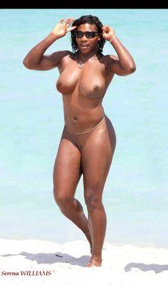 Serena Williams Boobs Pics Serena Williams Bikini Sexy Ebony Girls Venus Gorgeous