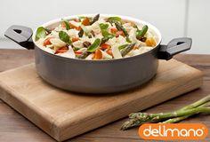 Delimano Duboki lonac - Živite zdravije uz nemasne juhe, složence i gulaše!