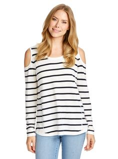 Image for Cosy Cold Shoulder Pullover from Just Jeans
