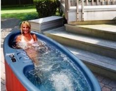 2 person hot tubs are easy to set up and provide instant hydromassage in warm, bubbling water. It does not have to cost an arm and a leg to get a hot tub. Avoid costly installation and high operating costs with a 2 person portable spa.  110 volt hot...