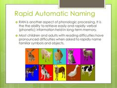 rapid automatized naming test free download - Google Search