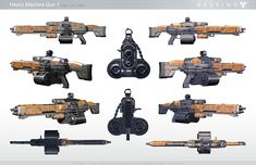 Bungie : News : Artists Reference Portal